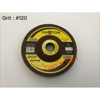 Batu Sponge Grit 120 / Sponge Polishing Wheel / Gurinda Poles Sponge