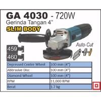 """Makita gerinda tangan 4"""" GA 4030"""