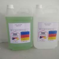 Hand Sanitizer anti septic aseptic 5 liter