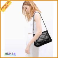 Tas Slempang Cewek perempuan slingbag PU Leather Women Sling Bag
