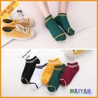 Kaos Kaki Pendek Wanita Women Low Socks kaus kaki cewek Impor Premium