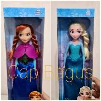 Boneka Frozen Elsa Anna original Hasbro barbie frozen 2 ana olaf