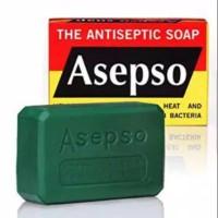 Asepso 80 Gram Sabun Antiseptik Anti Kuman Paling Efektif Bukan Dettol