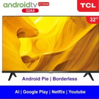 [Ready] Resmi - New 32A5 TCL 32 inch Android TV LED DVB T2