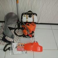 mesin potongnpadi bg328 merk Robotech