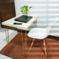 Meja kerja/ belajar minimalis PREMIUM 60x40