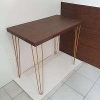 Meja kerja/ belajar minimalis PREMIUM 60x40x70