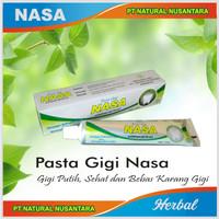 PASTA GIGI NASA PGN NASA - Pasta Gigi Herbal Untuk Semua Masalah Gigi