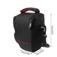 win♥ DSLR Camera Bag Case For Canon EOS 4000D M50 M6 200D 1300D