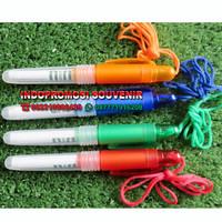 pulpen polos plastik / pulpen boss tali murah