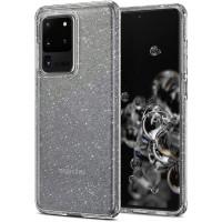 Case Samsung Galaxy S20 Ultra / S20 Plus / S20 Spigen Glitter Softcase - S20 Plus
