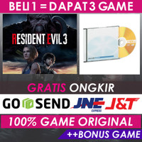 Resident Evil 3 Remake / RE 3 | GAME PC | Original Sharing Account