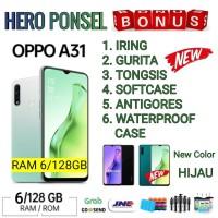 OPPO A31 RAM 6/128 GB GARANSI RESMI OPPO INDONESIA