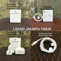 Paket Ori Charger 12W Kabel Data Lightning IPhone Ipad 4 5 5s 6 6s 7 8