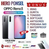 OPPO RENO 3 RAM 8/128 GB GARANSI RESMI OPPO INDONESIA