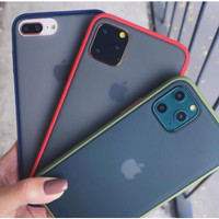 Hybrid Case iPhone 11, 11 Pro, 11 Pro Max Premium Casing Hard Case