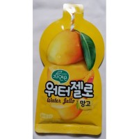 WATER JELLO Minuman Jelly Rasa Buah Mangga Asli Korea