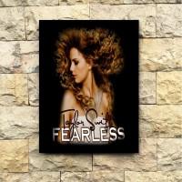 Swift Taylor Hiasan Dinding Poster Kayu Dekorasi Pajangan Rumah Kamar
