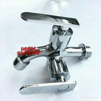 keran air shower cabang/kran double Shower kamar mandi