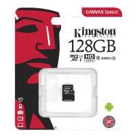 Kingston MicroSD card High Speed class 10 128GB