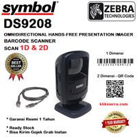 ZEBRA DS-9208 2D Barcode Scanner OMNI Motorola Symbol DS9208 2Dimensi