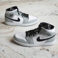 Nike Air Jordan 1 Mid Smoke ORIGINAL