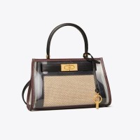Toru Burch Lee Radziwill Petite Bag with Rain Cover - Hitam