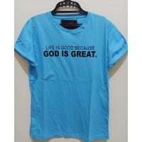 Kaos Lcc God is great