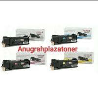 PAKETAN TONER PRINTER FUJI XEROX CM 305 BLACK&COLOR ORIGINAL