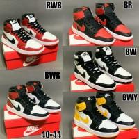 Sepatu Basket Nike Air Jordan 1 BNIB Import Vietnam New