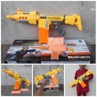 Mainan XGun Nerf Baterai - Senapan Tembak Tembakan Anak Edukatif Batre