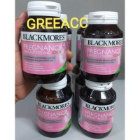 BLACKMORES Pregnancy & Breast-Feeding Gold 60 kapsul BPOM Original