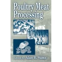 Poultry Meat Processing Alan R. Sams, Ph.D. 2001 CRC Press 08493