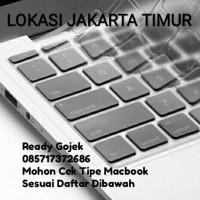 Keyboard Pelindung Protector Cover New Macbook Air 13 Inch 2018 Retina