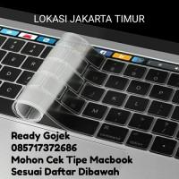 Pelindung Keyboard Protector New Macbook Retina Pro TOUCHBAR 13 15