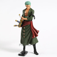 Zoro Action Figure One Piece Grandista