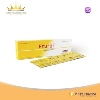 Eturol - Suplementasi vitamin E