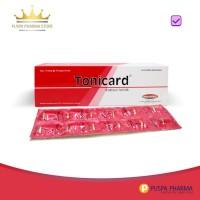 Tonicard - Membantu memelihara kesehatan tubuh