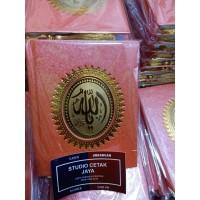 Cetak Buku Yasin 234Hal Hard Cover Polimas FREE TASBIH