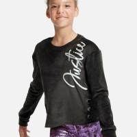 Sweater anak perempuan merk justice sisa ekspor (motif4)
