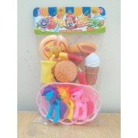 Mainan Masak-Masak Cutting Games Kitchen Toys