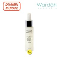 Wardah White Secret Intense Brightening Essence, 17ml - Serum Wajah
