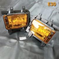 fog lamp kuning lampu kabut BMW 318i E30 M40 thn 89-91