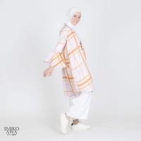 Outer Wanita Panjang Clementine - Emikoawa Outerwear Vest Premium