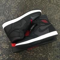 Nike Air Jordan 1 OG Hi Black Satin