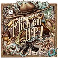 Flick 'em Up! (Plastic Version) - Board Game