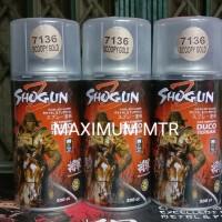 SHOGUN Z - SCOOPY GOLD 7136 - VELG NMAX - CAT DUCO - TAHAN BENSIN