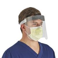 APD Medis Face Shield Safety Pelindung Muka Wajah Kuat Tebal UNIVERSAL