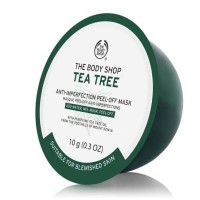 The Body Shop TEA TREE Peel Off Mask Anti-Imperfection Masker Wajah