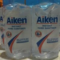 Aiken Hand Sanitizer Gel 50ml